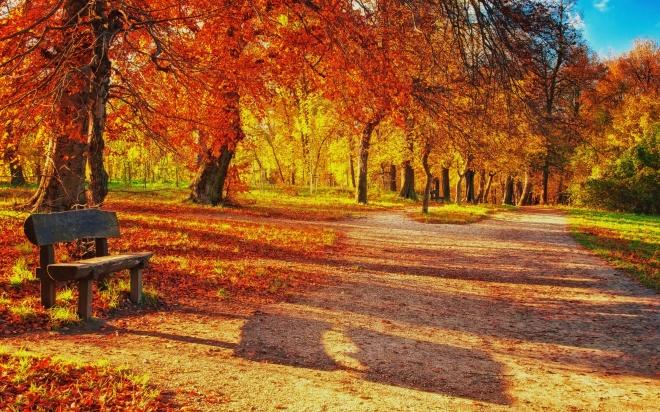 Стихотворение Лермонтова Осень