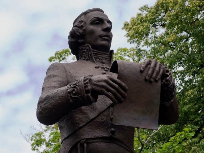 Стихотворение Памятник, Державин